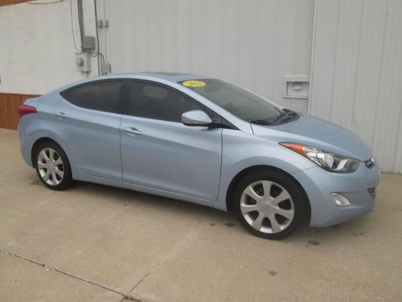 2012 Hyundai Elantra for sale at Parkway Motors in Osage Beach MO