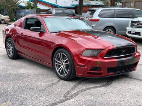 2014 Ford Mustang for sale at AWESOME CARS LLC in Austin TX