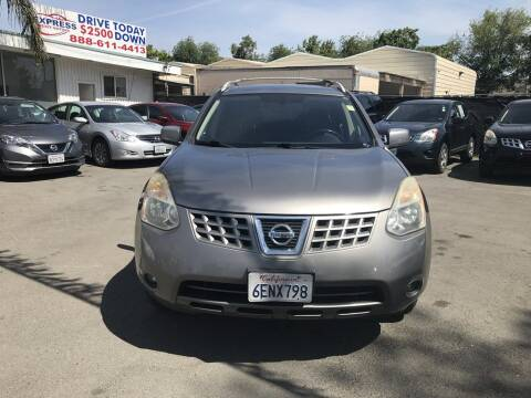 2008 Nissan Rogue for sale at EXPRESS CREDIT MOTORS in San Jose CA