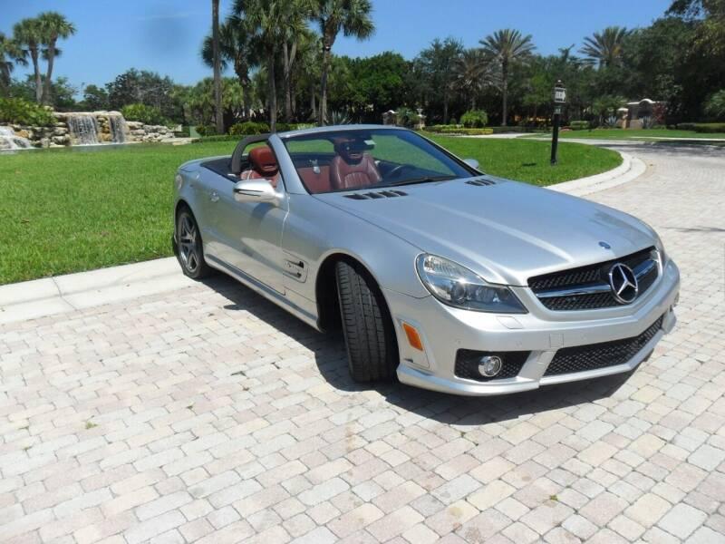 2009 Mercedes-Benz SL-Class for sale at AUTO HOUSE FLORIDA in Pompano Beach FL