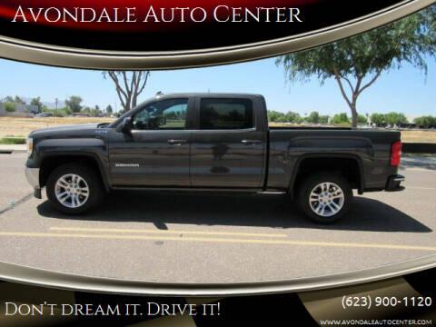 2014 GMC Sierra 1500 for sale at Avondale Auto Center in Avondale AZ