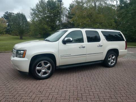 2014 Chevrolet Suburban for sale at CARS PLUS in Fayetteville TN