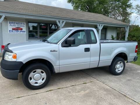 2005 Ford F-150 for sale at Brewer's Auto Sales in Greenwood MO
