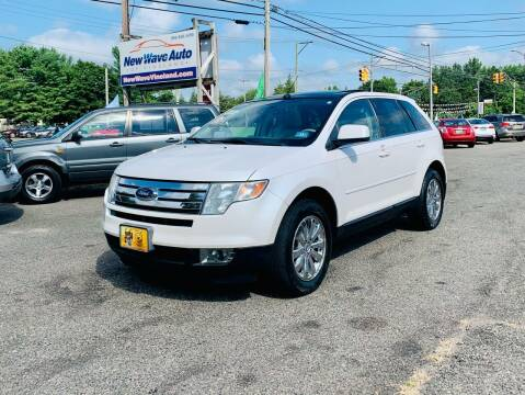 2009 Ford Edge for sale at New Wave Auto of Vineland in Vineland NJ