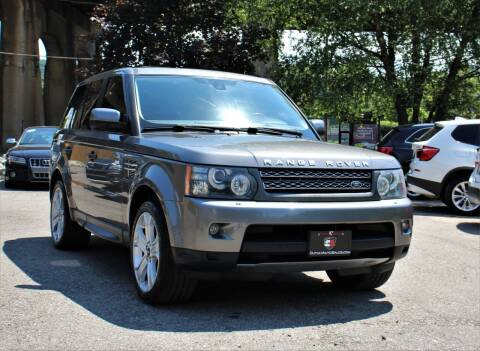 2010 Land Rover Range Rover Sport for sale at Cutuly Auto Sales in Pittsburgh PA