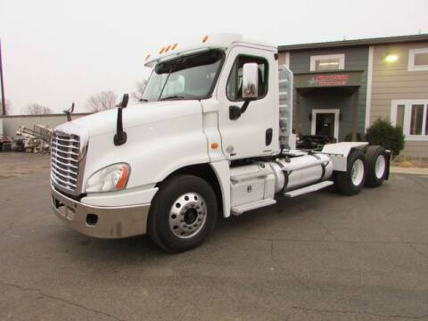 2012 Freightliner Cascadia for sale at NorthStar Truck Sales in St Cloud MN