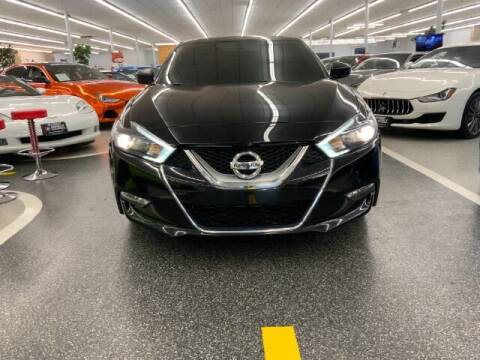 2016 Nissan Maxima for sale at Dixie Motors in Fairfield OH