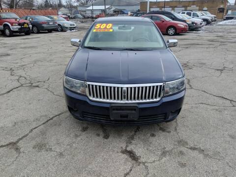 2006 Lincoln Zephyr for sale at Town & City Motors Inc. in Gary IN