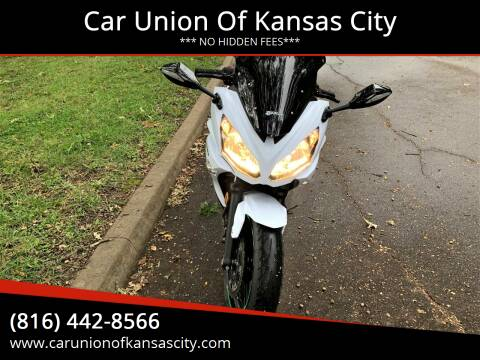 2015 Kawasaki Ninja for sale at Car Union Of Kansas City in Kansas City MO