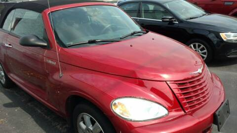 2005 Chrysler PT Cruiser for sale at Graft Sales and Service Inc in Scottdale PA