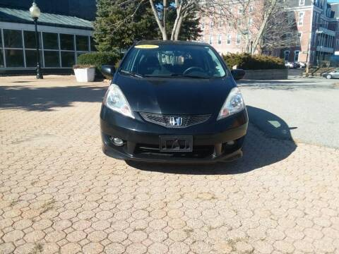 2009 Honda Fit for sale at Better Auto in South Darthmouth MA