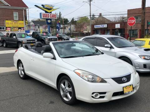 2008 Toyota Camry Solara for sale at Bel Air Auto Sales in Milford CT