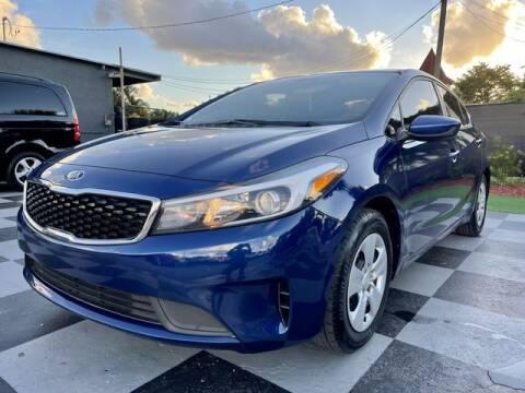 2018 Kia Forte for sale at Imperial Capital Cars Inc in Miramar FL