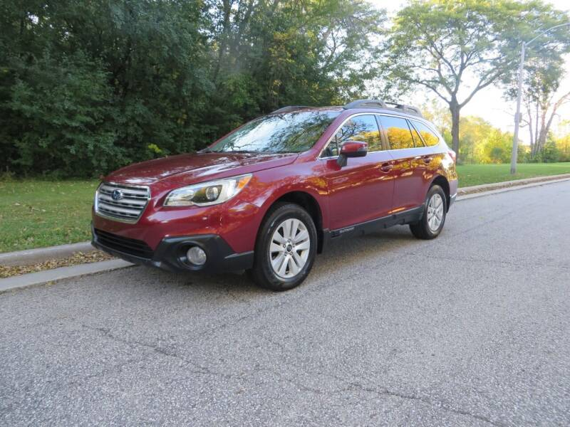 2015 Subaru Outback for sale at EZ Motorcars in West Allis WI