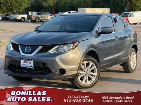 2019 Nissan Rogue Sport for sale at Bonillas Auto Sales in Austin TX