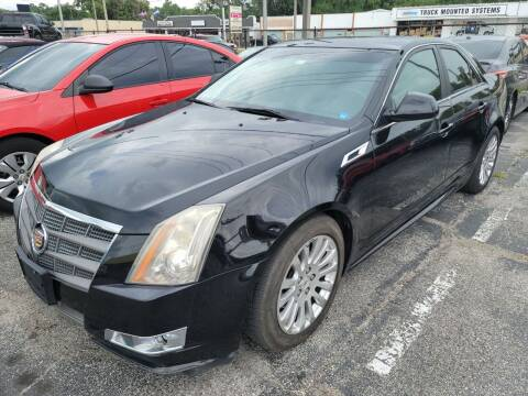 2011 Cadillac CTS for sale at Castle Used Cars in Jacksonville FL