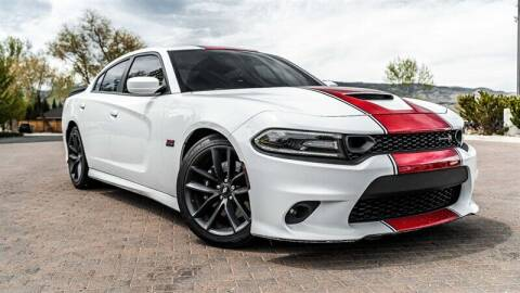 2019 Dodge Charger for sale at MUSCLE MOTORS AUTO SALES INC in Reno NV