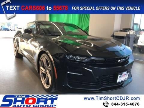 2020 Chevrolet Camaro for sale at Tim Short Chrysler in Morehead KY