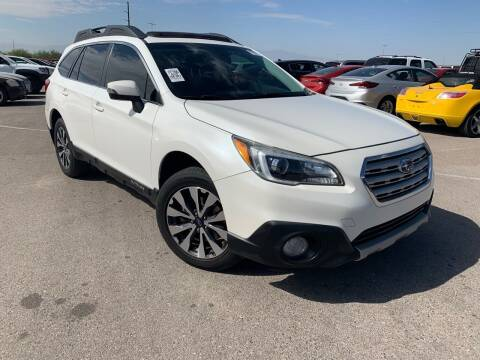 2015 Subaru Outback for sale at 51 Auto Sales in Portage WI