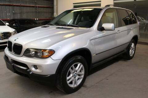 2006 BMW X5 for sale at ESPI Motors in Houston TX