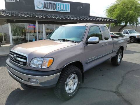 2000 Toyota Tundra for sale at Auto Hall in Chandler AZ