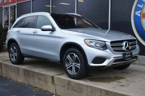 2017 Mercedes-Benz GLC for sale at Alfa Romeo & Fiat of Strongsville in Strongsville OH