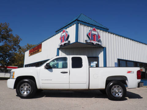 2013 Chevrolet Silverado 1500 for sale at DRIVE 1 OF KILLEEN in Killeen TX