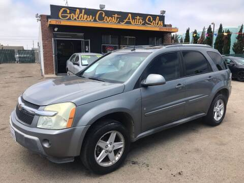 2006 Chevrolet Equinox for sale at Golden Coast Auto Sales in Guadalupe CA