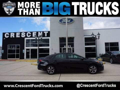 2019 Kia Forte for sale at Crescent Ford in Harahan LA