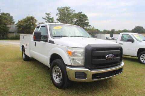 2012 Ford F-250 Super Duty for sale at Vehicle Network - LEE MOTORS in Princeton NC