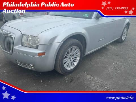 2009 Chrysler 300 for sale at Philadelphia Public Auto Auction in Philadelphia PA