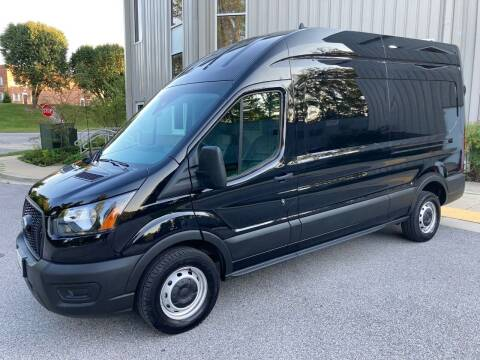 2021 Ford Transit Cargo for sale at AMERICAR INC in Laurel MD