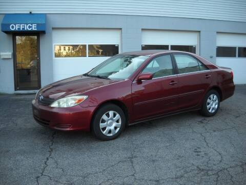 2004 Toyota Camry for sale at Best Wheels Imports in Johnston RI