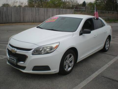 2014 Chevrolet Malibu for sale at 611 CAR CONNECTION in Hatboro PA