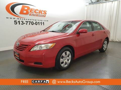 2009 Toyota Camry for sale at Becks Auto Group in Mason OH