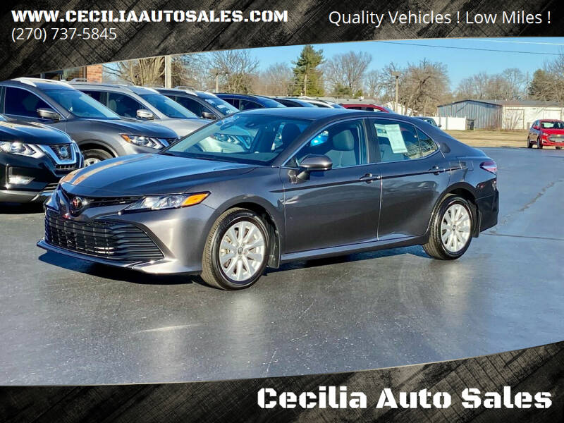 2020 Toyota Camry for sale at Cecilia Auto Sales in Elizabethtown KY