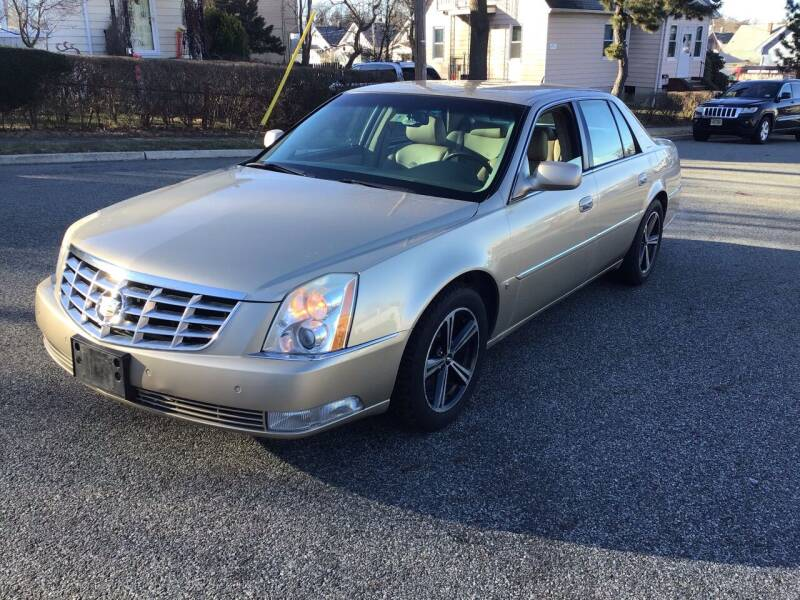 2006 Cadillac DTS for sale at Bromax Auto Sales in South River NJ