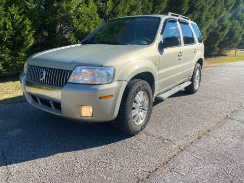 2005 Mercury Mariner for sale at Front Porch Motors Inc. in Conyers GA