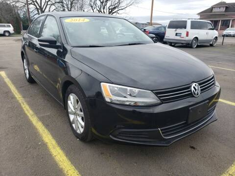 2014 Volkswagen Jetta for sale at Low Price Auto and Truck Sales, LLC in Brooks OR