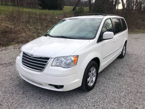 2010 Chrysler Town and Country for sale at R.A. Auto Sales in East Liverpool OH