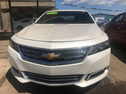2014 Chevrolet Impala for sale at BEST AUTO SALES in Russellville AR
