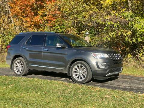 2016 Ford Explorer for sale at CMC AUTOMOTIVE in Roann IN