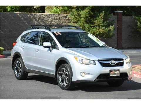 2014 Subaru XV Crosstrek for sale at A-1 Auto Wholesale in Sacramento CA