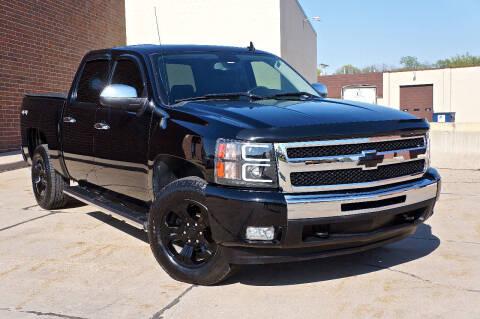 2011 Chevrolet Silverado 1500 for sale at Effect Auto Center in Omaha NE