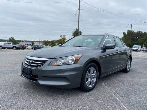 2012 Honda Accord for sale at Triple A's Motors in Greensboro NC