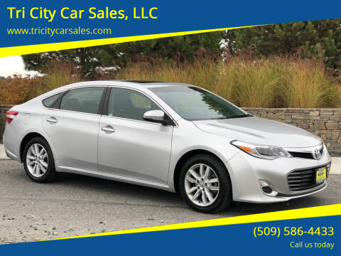 2013 Toyota Avalon for sale at Tri City Car Sales, LLC in Kennewick WA