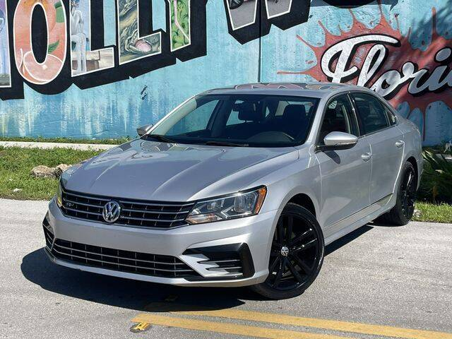 2016 Volkswagen Passat for sale at Palermo Motors in Hollywood FL