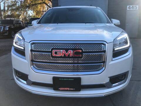 2015 GMC Acadia for sale at Champs Auto Sales in Detroit MI