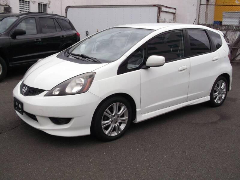 2009 Honda Fit for sale at Topchev Auto Sales in Elizabeth NJ