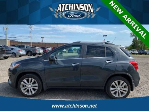 2018 Chevrolet Trax for sale at Atchinson Ford Sales Inc in Belleville MI